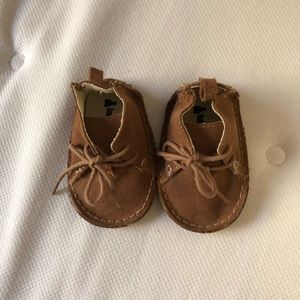 Baby Gap Soft Sole Moccasins
